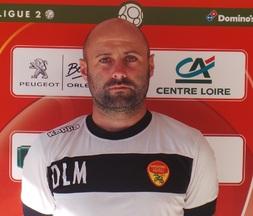 Séance de foot de David LE MOAL Us Orléans U19 Nat