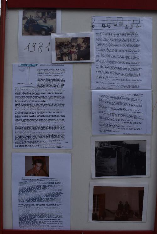 événement N°2 des 40 ans : l'exposition