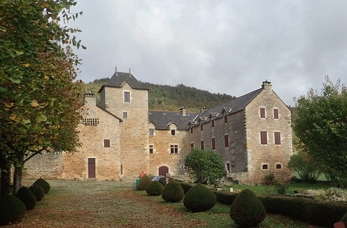 Les Fontaines voutées de Séverac le Château
