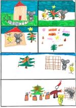 Bande Dessinée de Noël