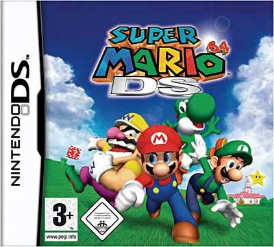Super Mario 64 DS (EU)(M5)