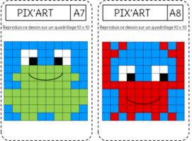 Pixel Art Validees