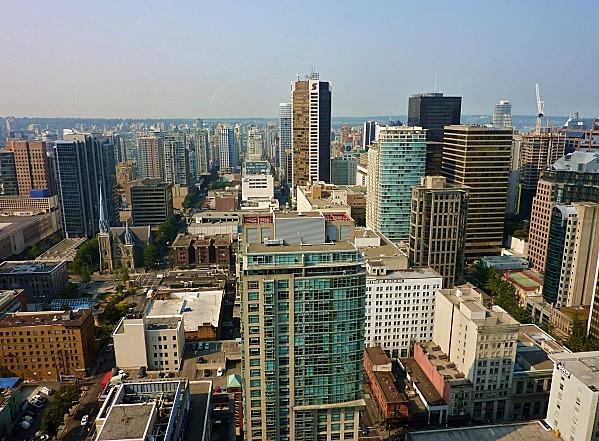 Jour 28 Vancouver vue de Lookout Tower 2