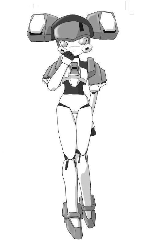 Doremi et un robot