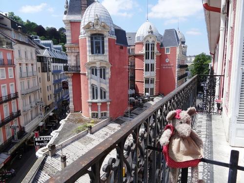 Elle y est ; elle est à Lourdes!