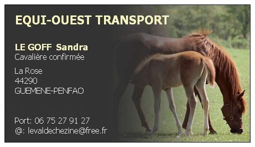 Sandra Le Goff - Equi-Transport