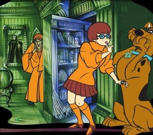 Scooby Doo - Find the numbers