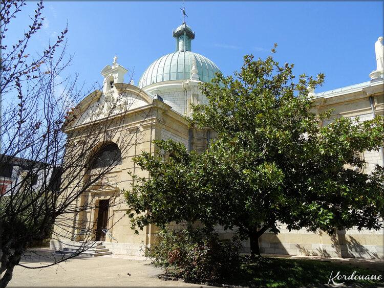 Photos chapelle de Saint Vincent de Paul