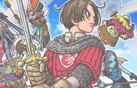 Dragon Quest X se joue sans les mains !