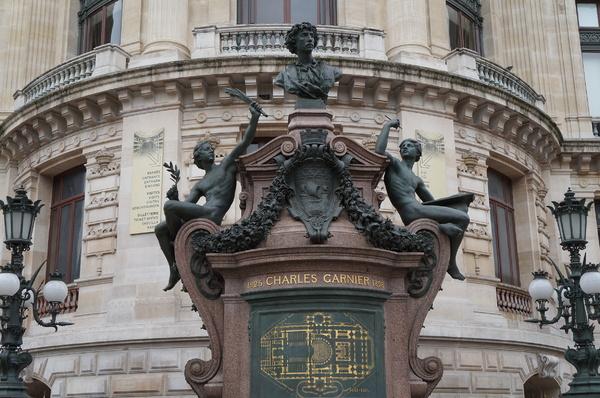 Le Palais Garnier, Opéra de Paris
