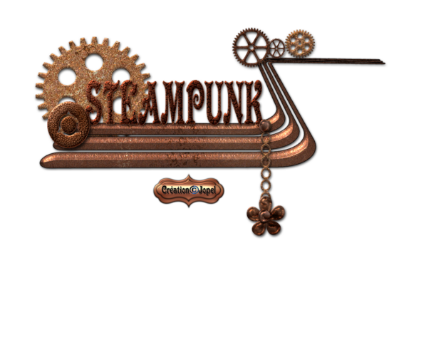 Signatures Steampunk no:2