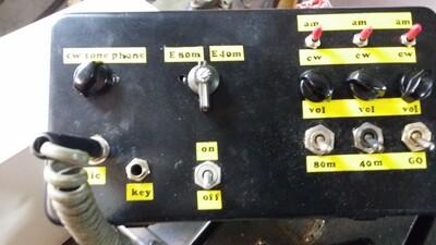 Command Set ARC5 -6-Boitier Commande suite