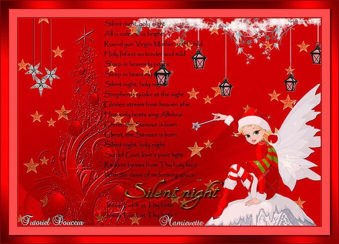 Les créations Noël de Mamievette