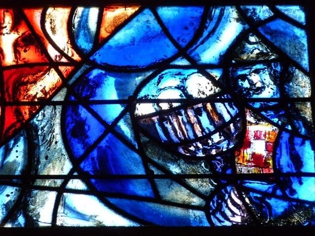 Chagal 14 Cathédrale de Metz 14 06 2010