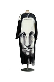 Jean-Charles de Castelbajac-Mona Lisa dress