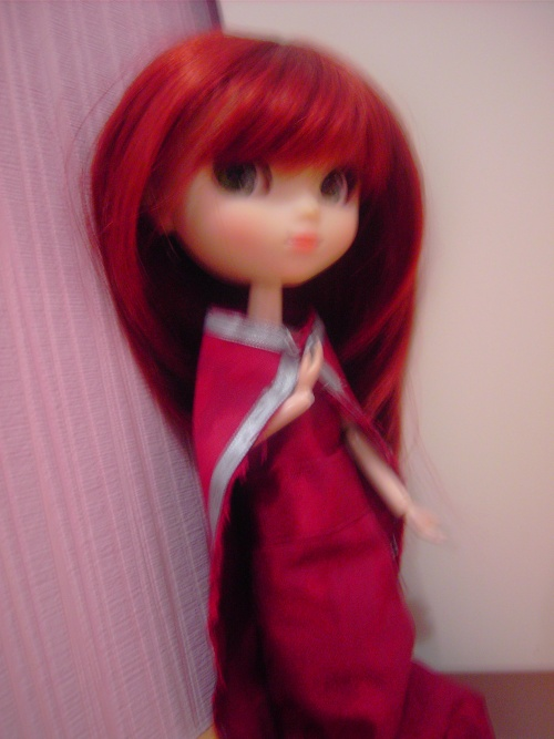 3)Robe spécial noël !!!