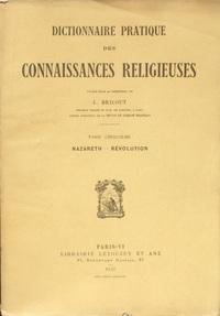 Dictionnaire pratique des connaissances religieuses (1927)