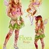 Costume Flora Believix