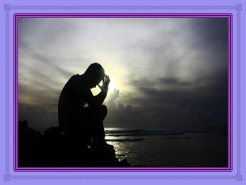Je craque ... oui : dialogue avec Dieu