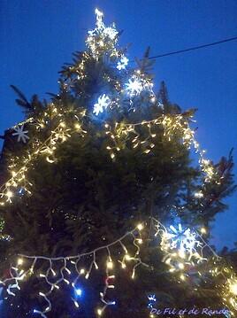 Marché de Noel à Locronan