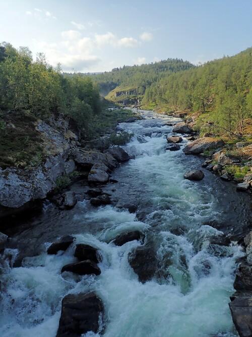 J5 - Orages sur le Hardangerjøkulen