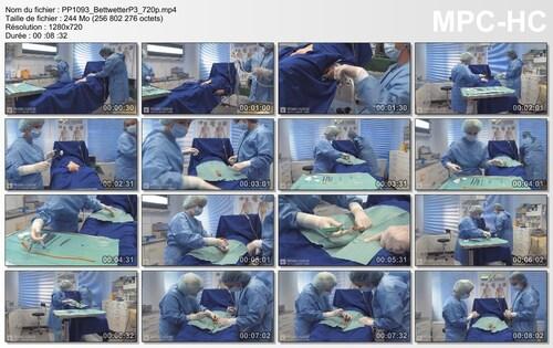 Traitement d'un problème urinaire (part 3/4)