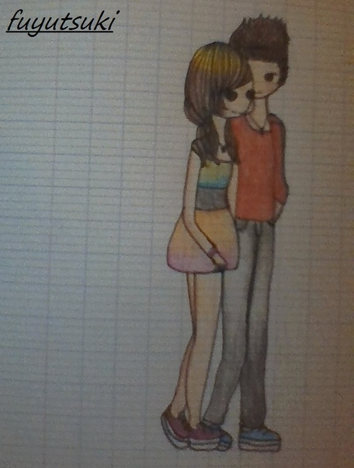 mes dessin 7 (Alice et Nico)