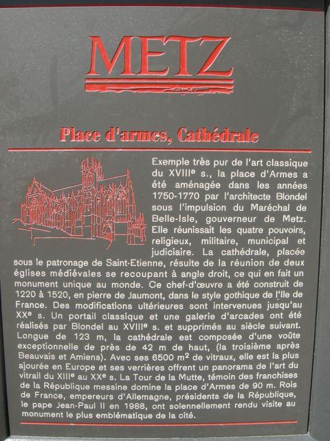 Informations sur les lieux touristiques