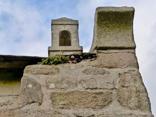 Chappelle Saint Guevroc, à Treflez