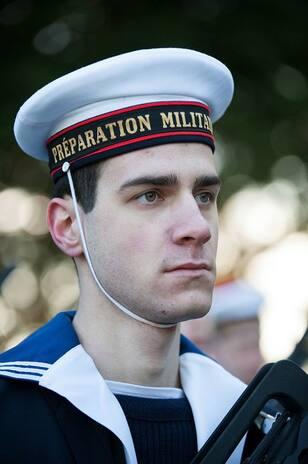 * Les créateurs du 1er Bataillon de Fusiliers Marins à l'honneur - PMM de Tours