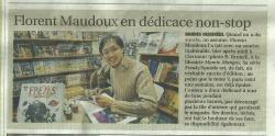 Florent Maudoux chez les Momies T05!