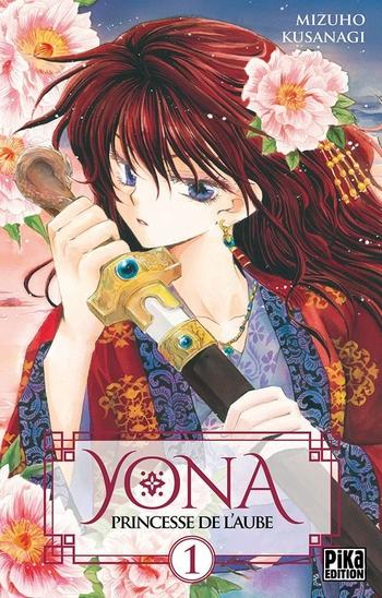 Yona princesse de l'aube - Tome 01 - Mizuho Kusanagi