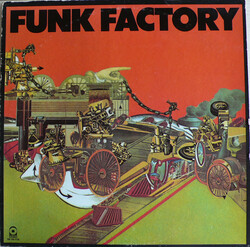 Funk Factory - Same - Complete LP