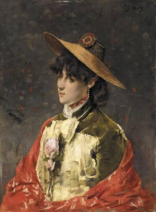 Alfred Emile Leopold Stevens