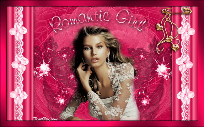 Tag Romantic Girl