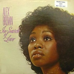 Alex Brown - In Search Of Love - Complete LP