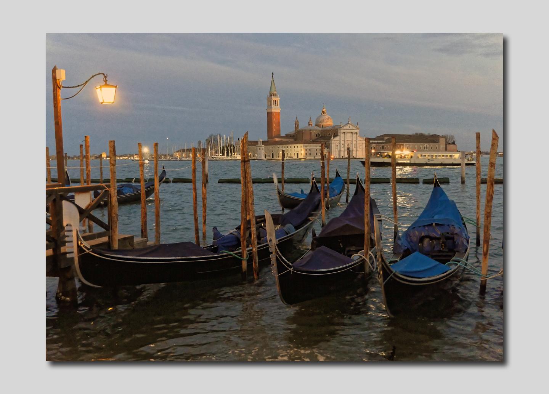 Vivre Venise San Georgio Maggiore