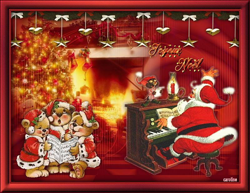 jour 2 Chantons Noël de Véro