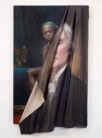 Sally, esclave d'un président américain ...