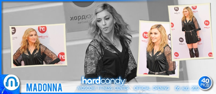 Pack Pictures - Hard Candy Moscow Fitness Center Opening