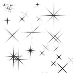 Brush série 1 étoiles