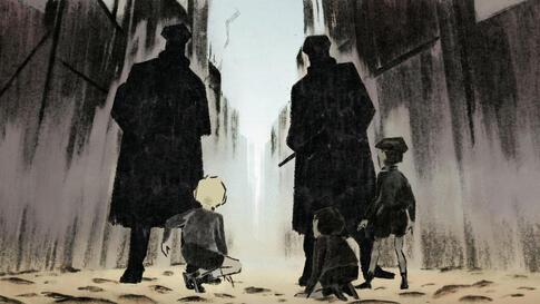 39-45: la guerre des enfants.