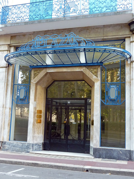 Vichy - L'hôtel Plazza