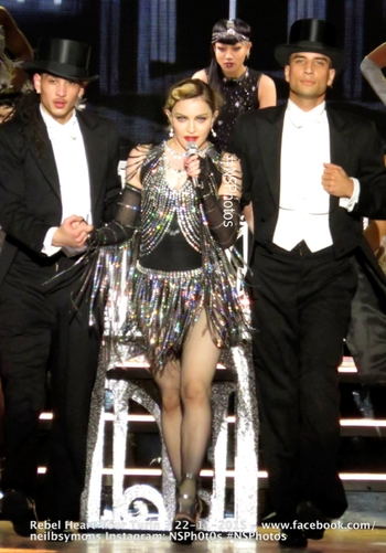 Rebel Heart Tour - 2015 11 22 - Torino, (7)