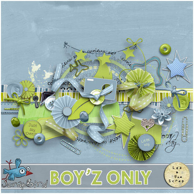 Boys Only !