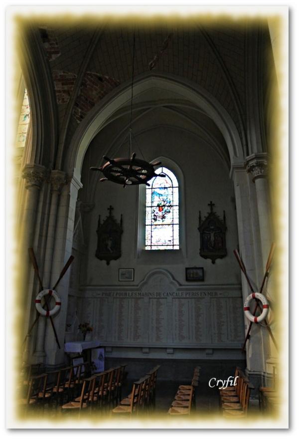 Cancale église