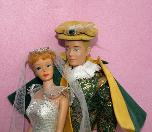 Vintage Barbie : Cinderella and The Prince