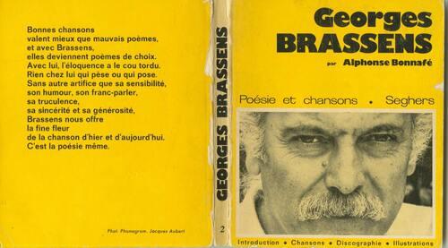 Georges Brassens - 22/10/1921-29/10/1981