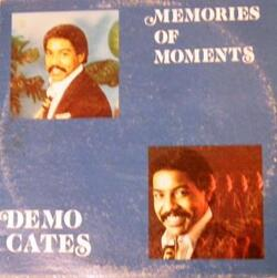 Demo Cates - Memories Of Moments - Complete LP