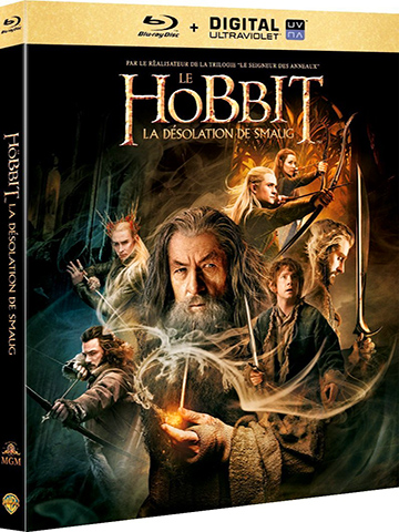 Le Hobbit : la Désolation de Smaug (2013) [BluRay 1080p]